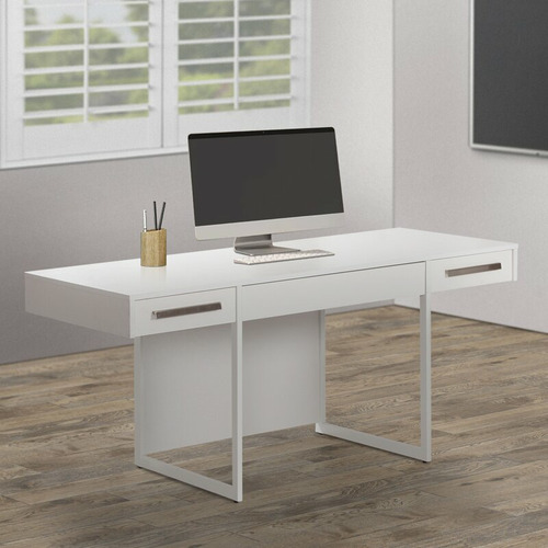 Corner Office Sheridan 2 Drawer Manager's Desk