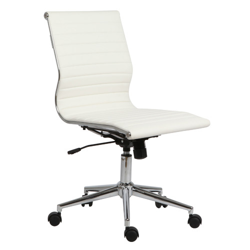 Corner Office Van Faux Leather Office Chair