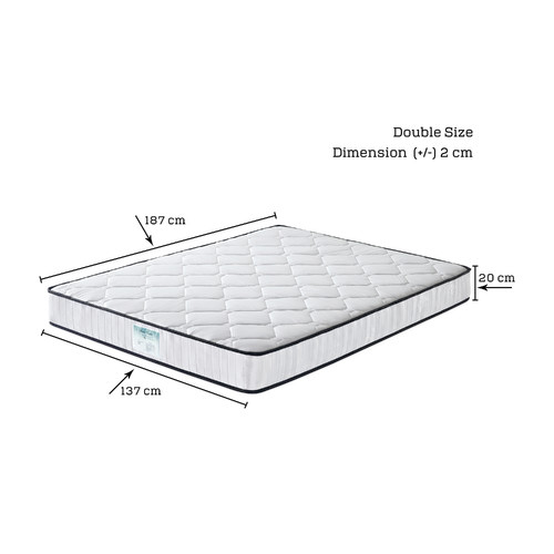 Southern Stylers Sleepi Pocket Spring Mattress