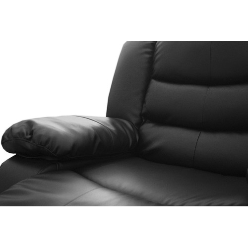 Southern Stylers Jericho 2 Seater Leather Dream Recliner