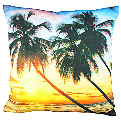 The Medford Collective Tahitian Sunset Cushion
