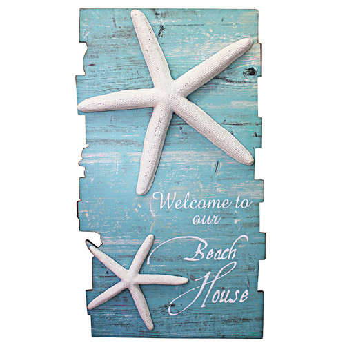 Euro Living Starfish Beach Wall Art