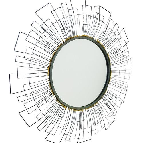 The Medford Collective Sun Rays Sahara Mirror