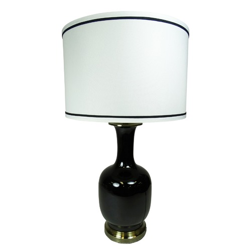 The Medford Collective Soho Ceramic Table Lamp