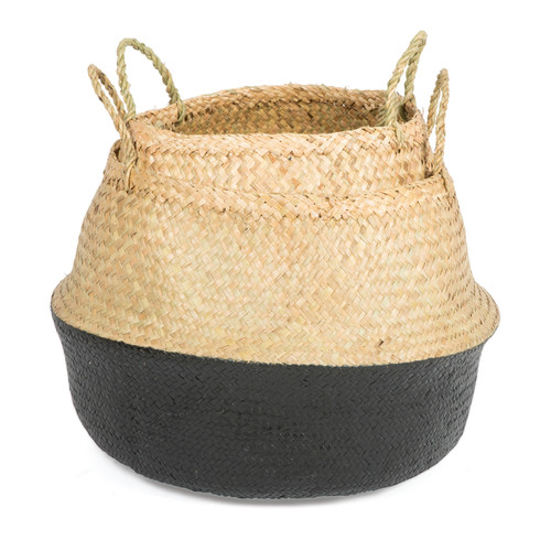 Lifestyle Traders Foldable Grass Baskets