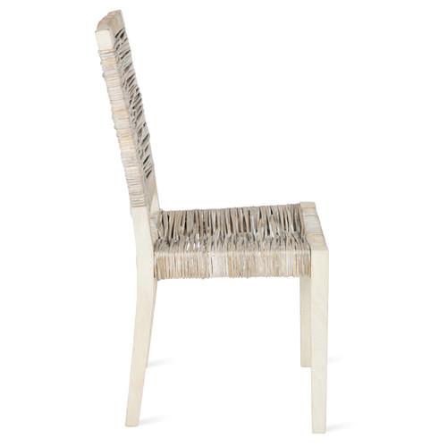 white washed mango wood. Lifestyle Traders Carmella Rattan Chair On Mango Wood Frame With White Washed
