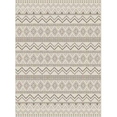 Lifestyle Traders St Tropez Rainbow Aztec Indoor/Outdoor Rug