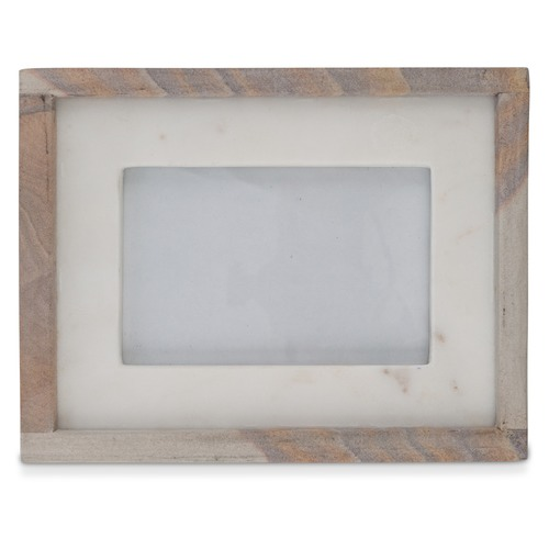 Lifestyle Traders White Amp Rainbow Marble And Stone Picture