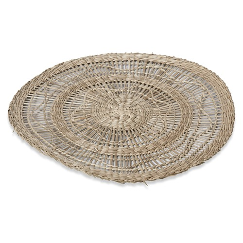 Lifestyle Traders Natural Byron Seagrass Placemat