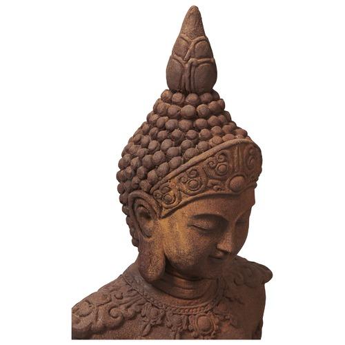 Lifestyle Traders Kneeling Banyu Female Deity Statue