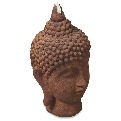 Lifestyle Traders Small Terracotta Doro Head Statue