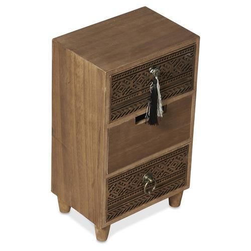 Lifestyle Traders Mini 3 Drawer Phoenix Storage