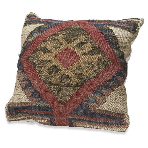 Lifestyle Traders Panja Kilim Cushion