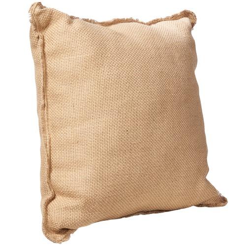 Natural Large Jute Cushion
