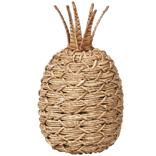 Lifestyle Traders Natural Pina Pineapple Accent