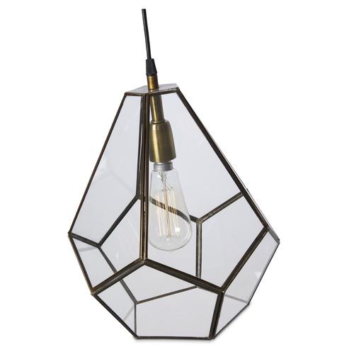 Lifestyle Traders Luna Geometric Pendant Light