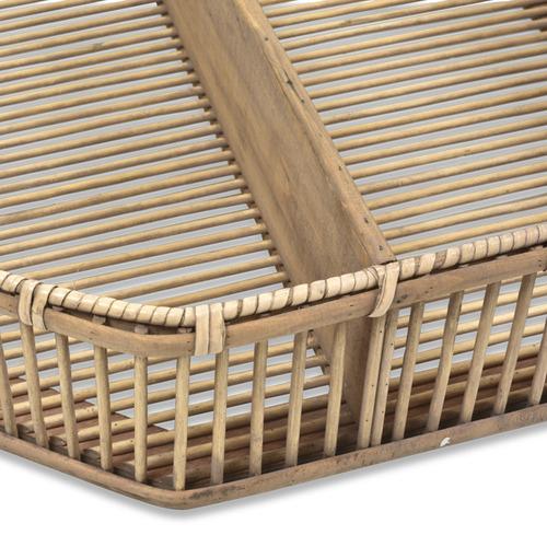 Hyde Bamboo Wall Shelf