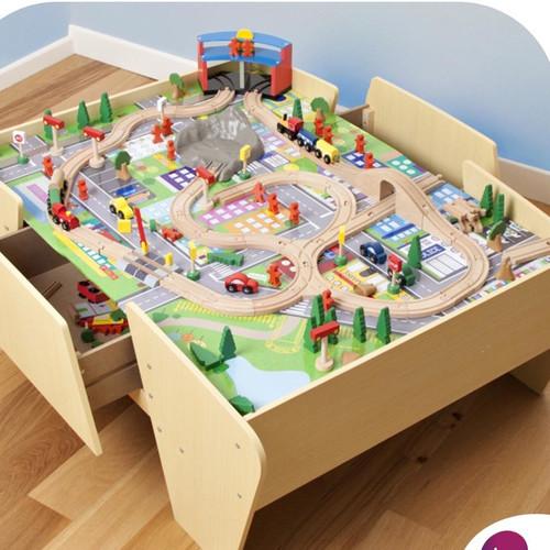 Plum Childrenu0027s Toy Train Table