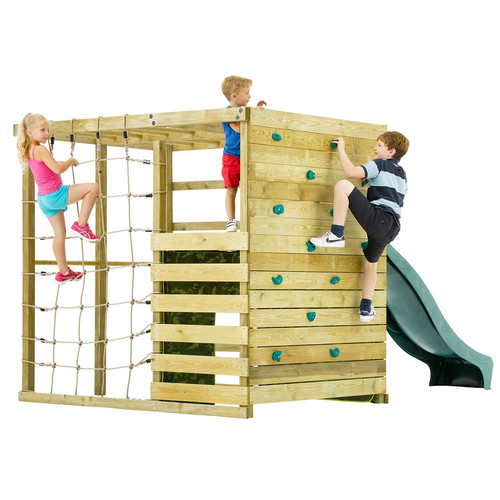 Plum Children S Climbing Cube Amp Slide Amp Reviews Temple