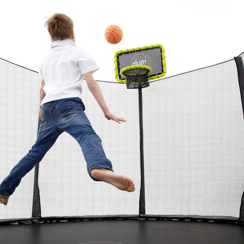 Plum Trampoline Basketball Accessory Kit
