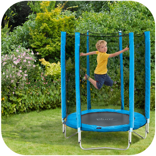 Plum 4.5ft Junior Trampoline