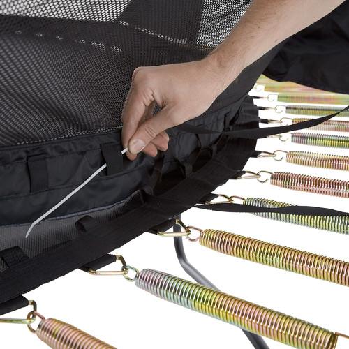 Plum Magnitude Premium Trampoline