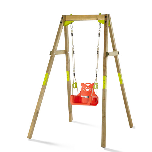 Plum Growing Swing