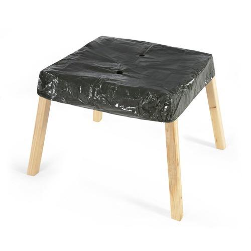 Plum Build & Splash Wooden Sand & Water Table