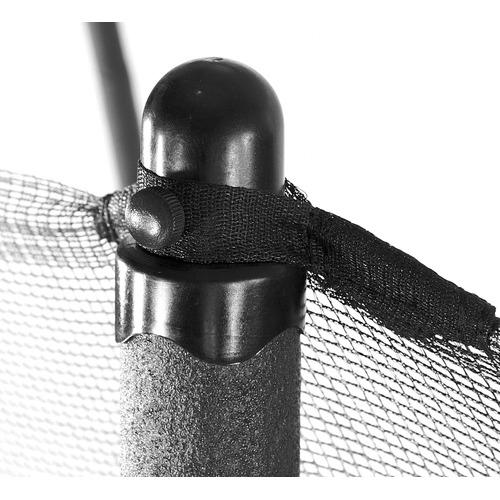Plum 8 x 14ft Rectangular Spring Safe Trampoline