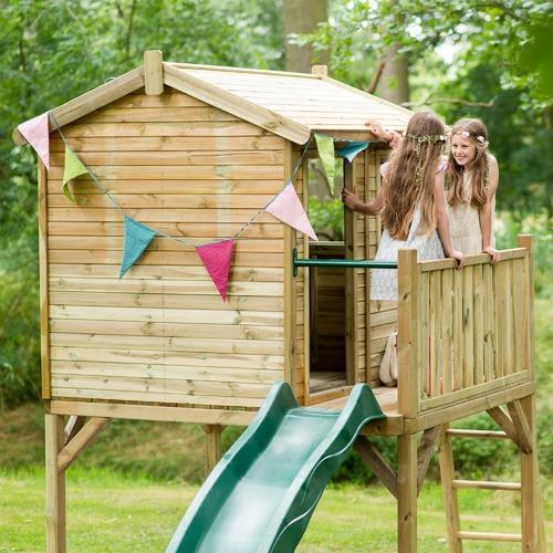 Plum Wooden Adventure Playhouse