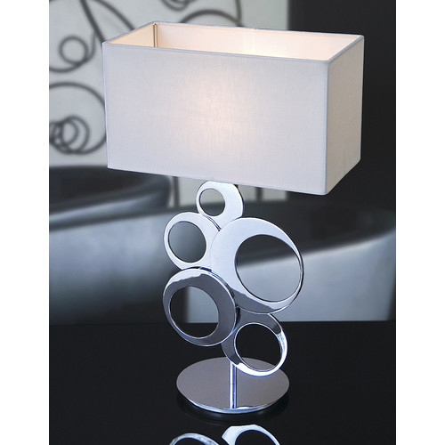 Viore Design Diasola Table Lamp- White