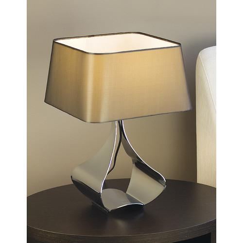 Viore Design Liora Table Lamp - Black Sheer