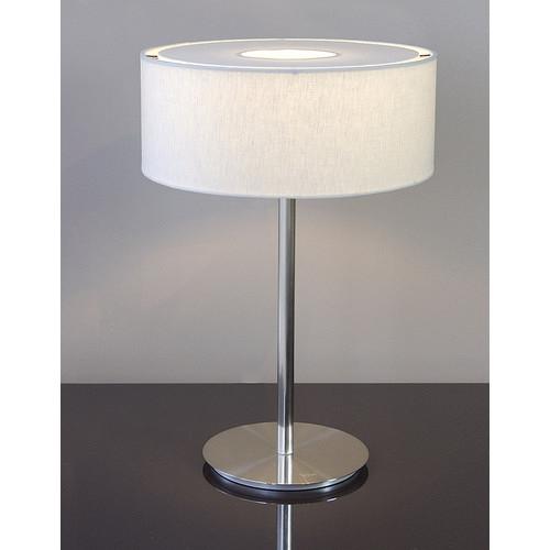 Viore Design Ola Table Lamp -White Linen