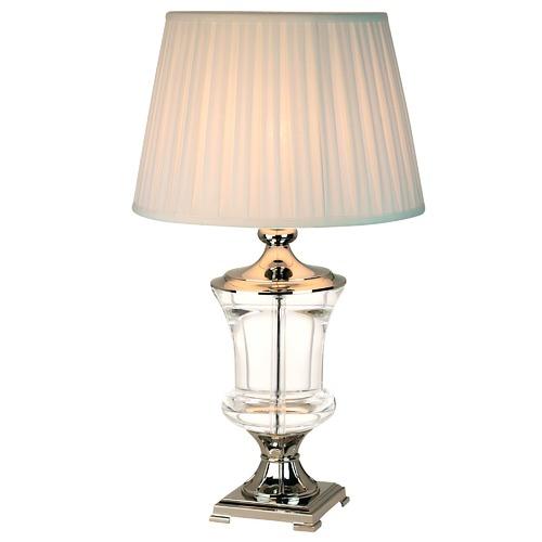 Viore Design Genora Crystal Table Lamp