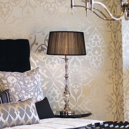 Viore Design Black Empress Table Lamp
