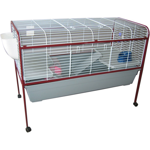 bono fido small animal cage with stand