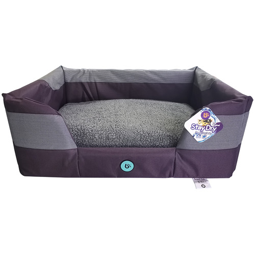 Bono Fido Stay Dry Basket Pet Bed