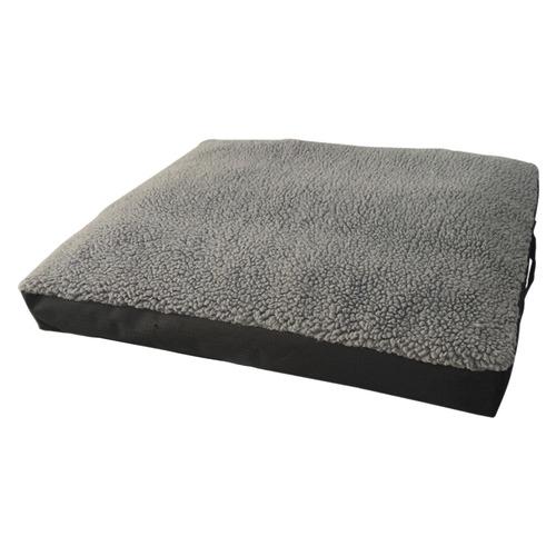 Bono Fido StayDry Memory Foam Reversible Fleece Pet Bed