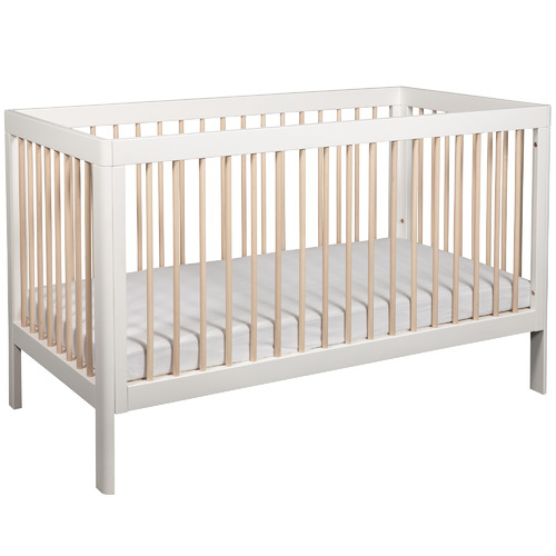 Troll 2 Tone Lukas Birch Wood Cot