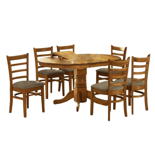 By Designs Bennett 4 Seater Extendable Dining Table Set