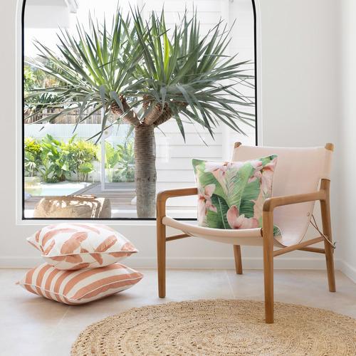 Magnolia Daydream Outdoor Cushion