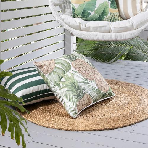 Pineapple Daydream Outdoor Cushion