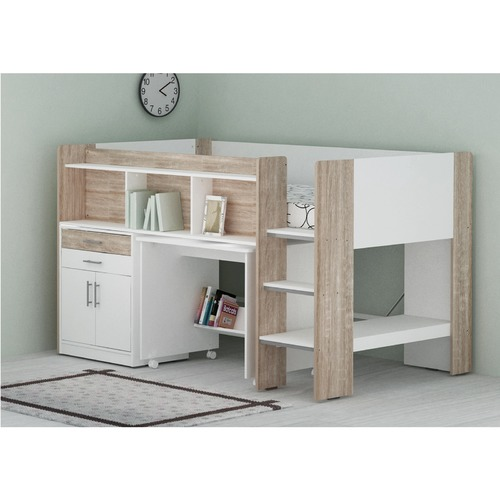 VIC Furniture Cole Midi Sleeper Single Bed