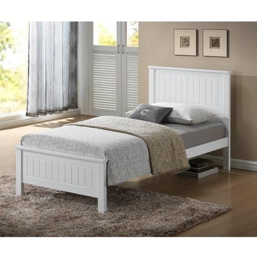VIC Furniture Leo Wooden Bed Frame