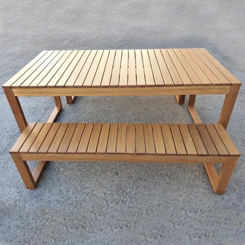 Belva Furniture 8 Seater Exemplar 3 Piece Outdoor Table Set