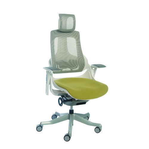 By Designs Wau Chair High-Back in Olive