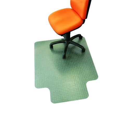Office Fleet Vinyl Chair Mat