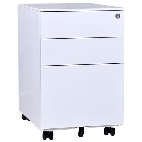 White Maison Filing Cabinet