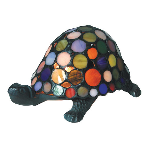 G & G Brothers Tortoise Table Lamp