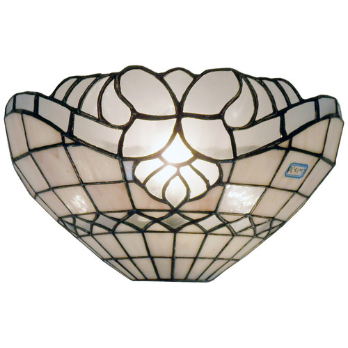 G & G Brothers Vienna Flush 1 Light Wall Light